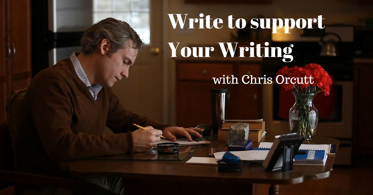 WritetoSupportYour Writing
