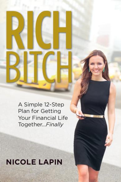 Rich Bitch Cover