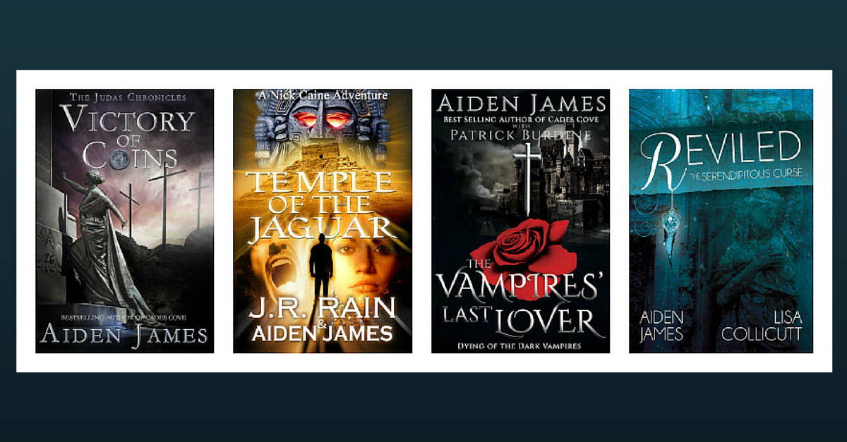 Aiden James Covers