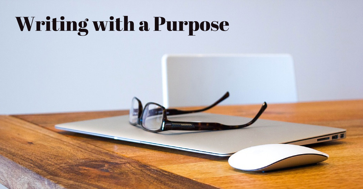 Writing with Purpose