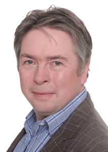 Tom Evans Author Photo