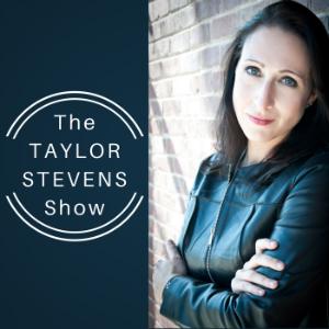 The Taylor Stevens Show Final 300 x 300