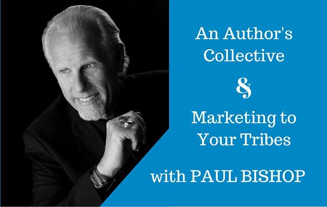 Paul Bishop The Author Biz