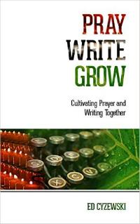 Pray Write Grow Cover