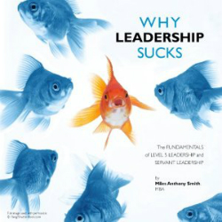 Why Leadership Sucks Audiobook Cover