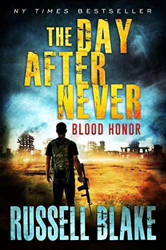 Russell Blake Day After Never