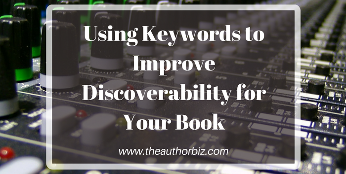 TAB102: Using Keywords to Improve Discoverability for Your Book