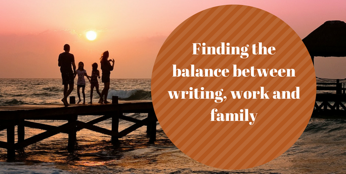 TAB113:  Finding the Time to Build a Successful Writing Career